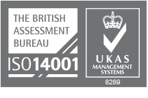 British Assessment Bureau: ISO 14001 logo