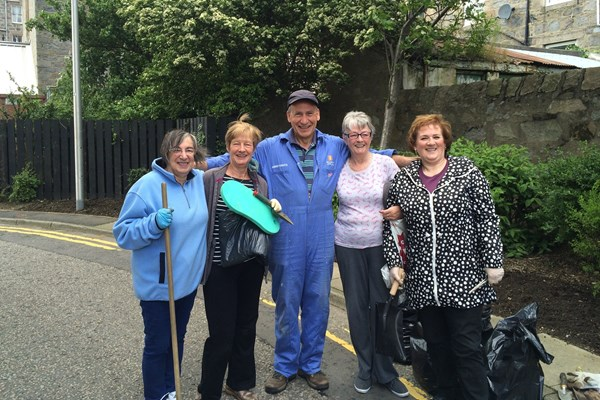 Denburn Court Gardeners