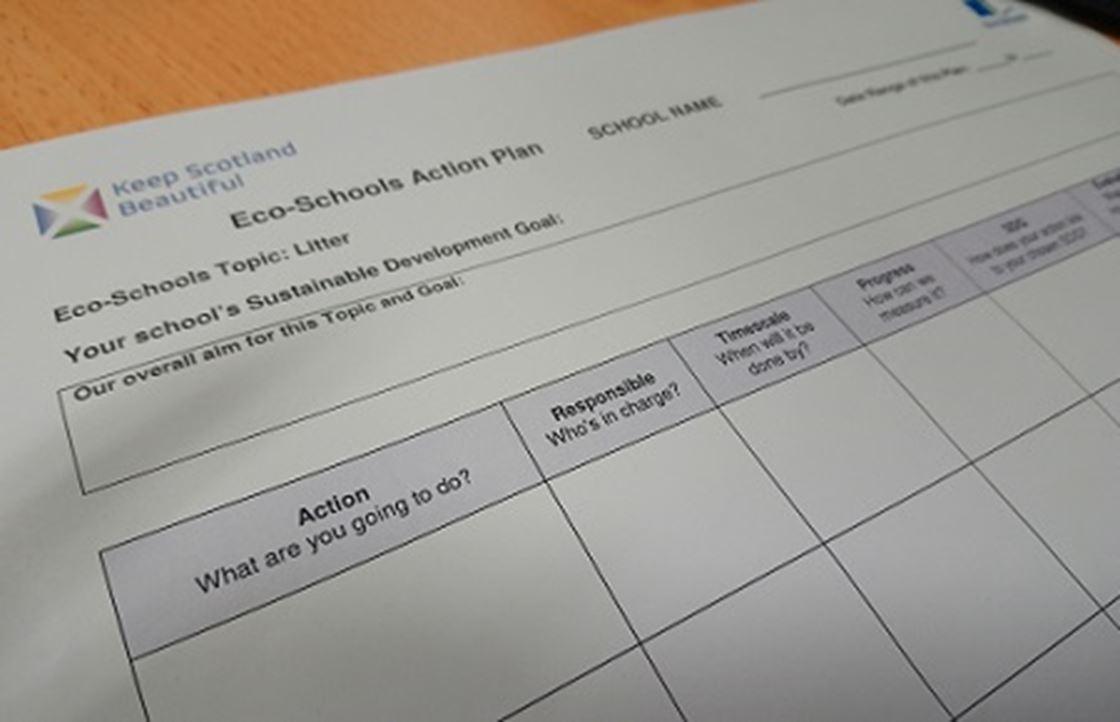 Educational Action Plan Template from www.keepscotlandbeautiful.org