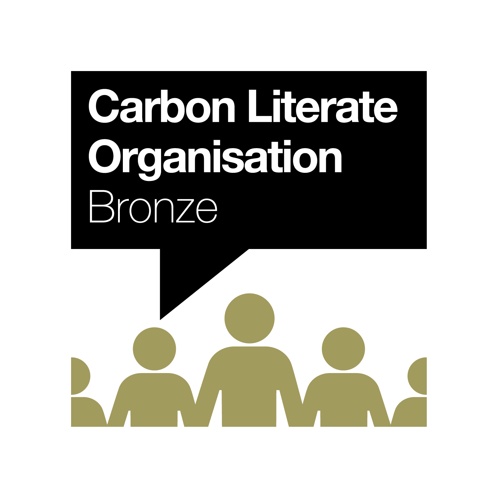 Carbon Literate Organisation (Bronze) logo