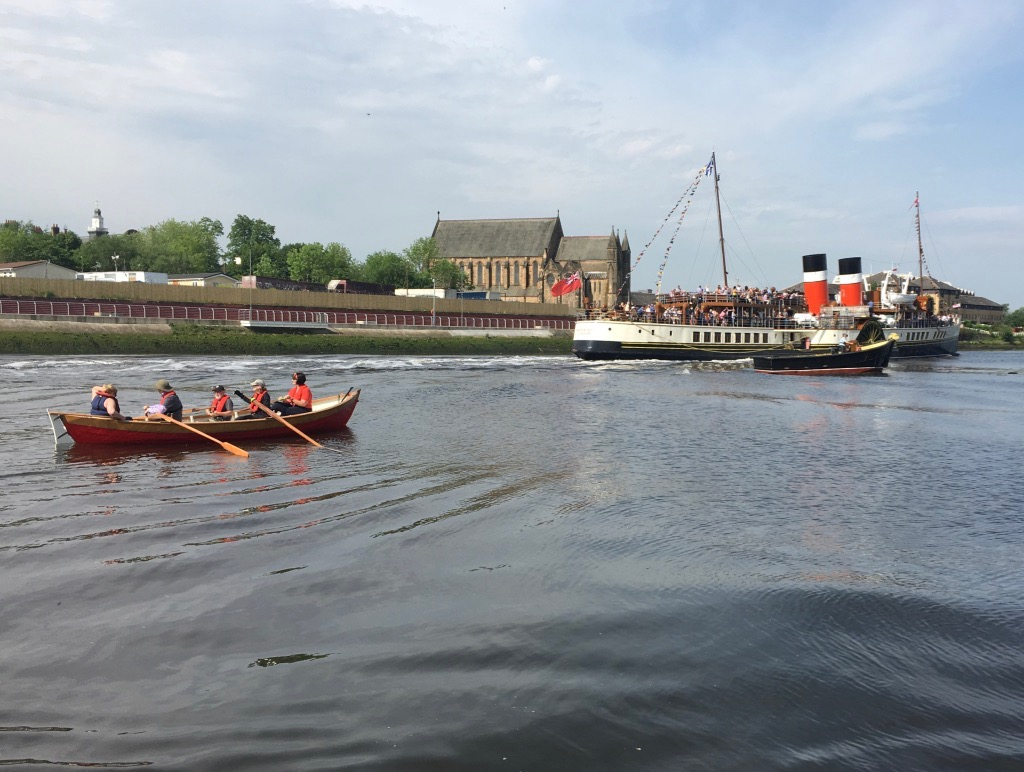 Glasgow Coastal Rowing Club