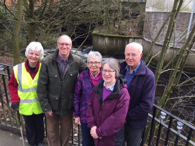 Clean Sweep Branch of Milngavie in Bloom