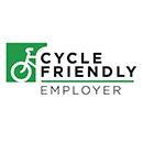 Cycle Friendly Employer logo
