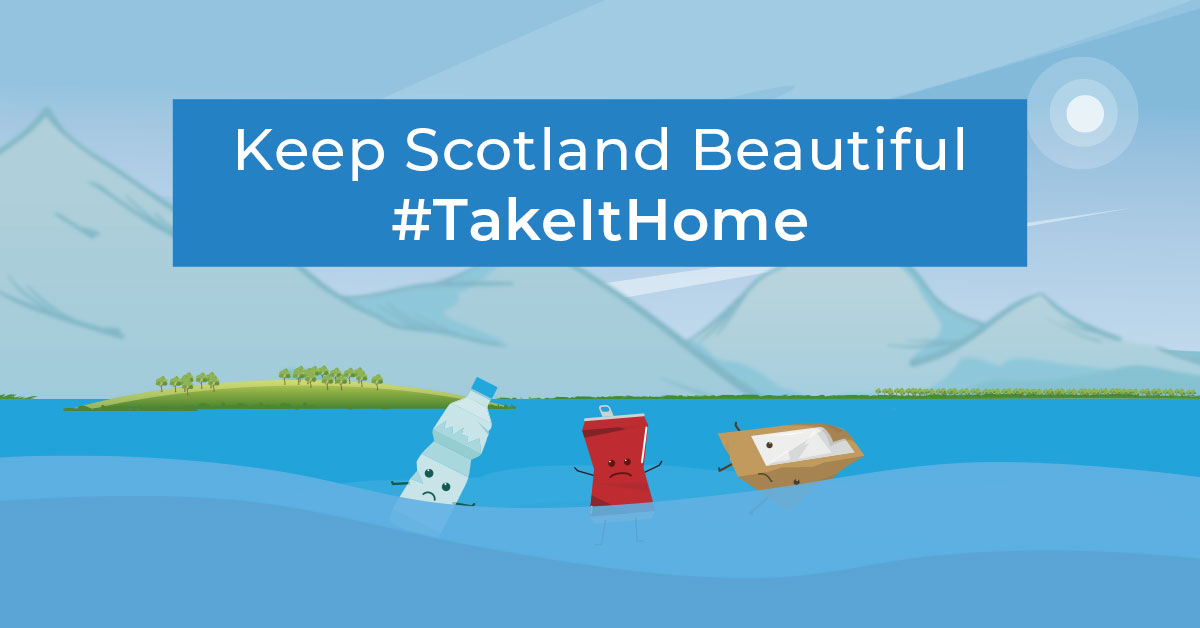 #TakeItHome Loch