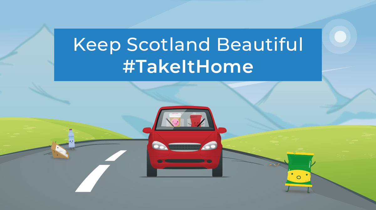 #TakeItHome Road
