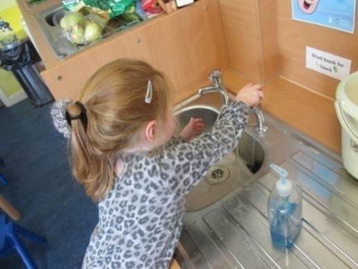 P1 Washing Hands