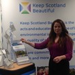 KEEP SCOTLAND BEAUTIFUL IS PLANTING THE SEED AT THE SCVO GATHERING