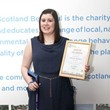 MCDONALD'S GLASGOW EMPLOYEE NAMED CLEAN UP SCOTLAND HERO OF THE MONTH