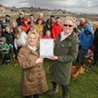 LIMEKILNS AND CHARLESTOWN FLORAL DISPLAYS GROUP NAMED LOCAL HEROES