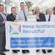 GOLD ENVIRONMENTAL EXCELLENCE AWARD FOR THE THISTLES SHOPPING CENTRE
