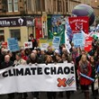 KEEP SCOTLAND BEAUTIFUL AT SCOTLAND'S CLIMATE MARCH