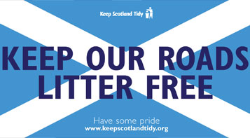 Keep Our Roads Litter Free