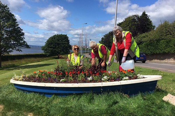 Broughty Ferry in Bloom